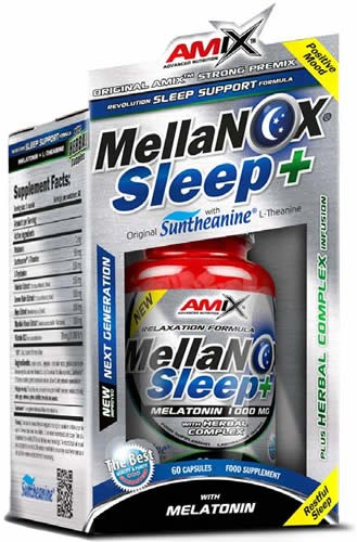 Amix MellaNOX Sleep+ 60 caps