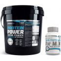 Pack BioTechUSA Protein Power 4000 gr + Multivitamin for Men 60 tabs