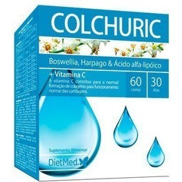 Dietmed Colchuric 60 Comp