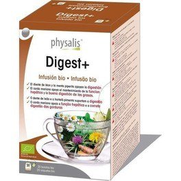 Physalis Digest+ Infusion 20 Bolsitas