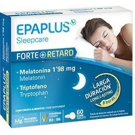 Epaplus Melatonina Forte Retard 1,98 Mg 60 Comp (Sleep Car