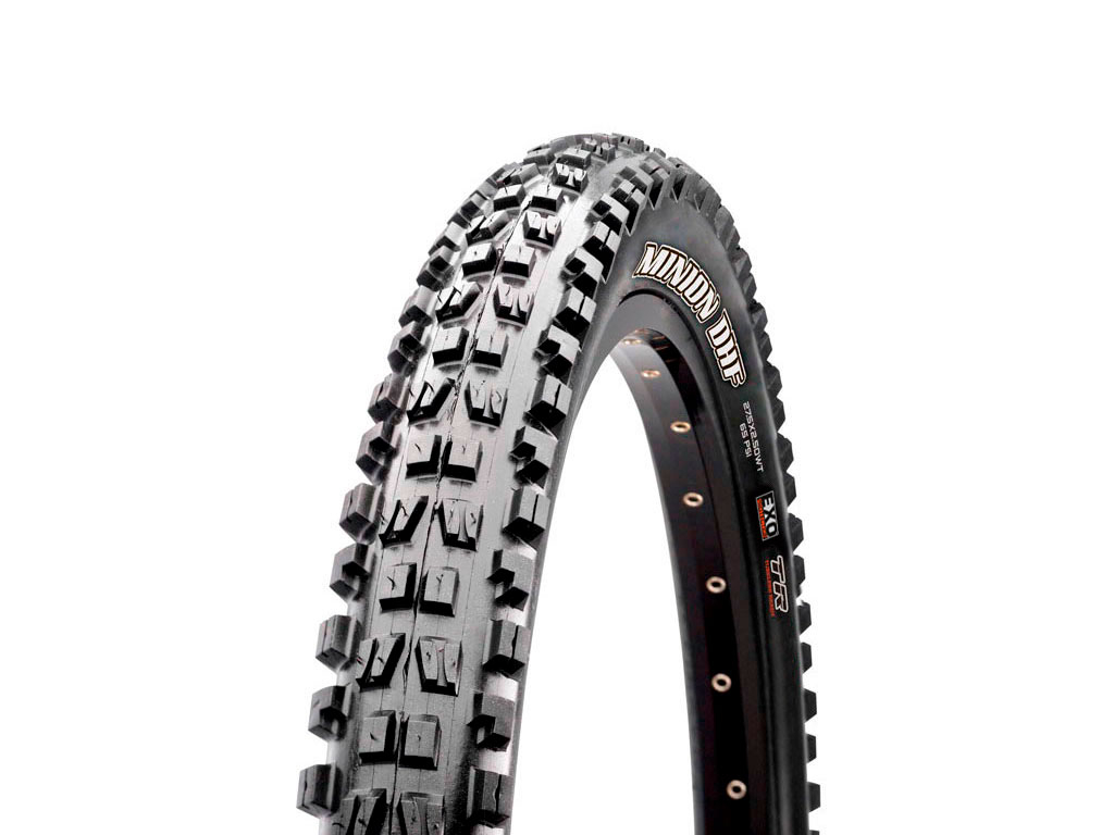 Maxxis Minion Dhf Mountain 27.5x2.50 Wt 60 Tpi Foldable Exo/tr