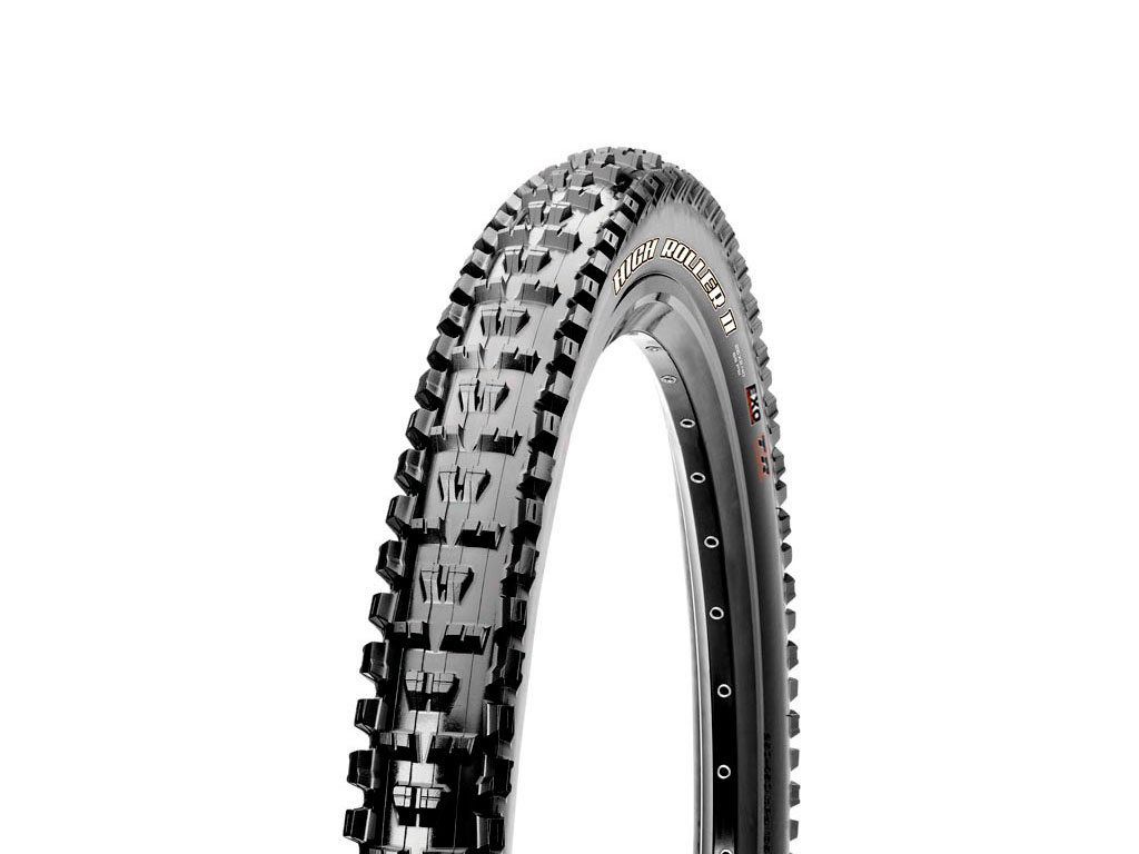 Maxxis High Roller Ii Mountain 27.5x2.50 Wt 60 Tpi Foldable 3ct/exo/tr