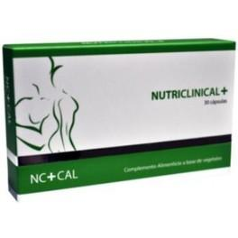 Nutriclinical Nc Cal 30 Vcaps