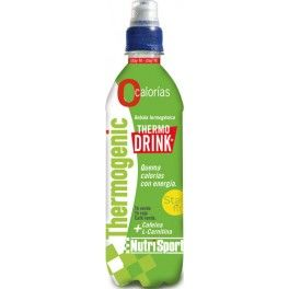 Nutrisport Thermo Drink 1 botella x 500 ml