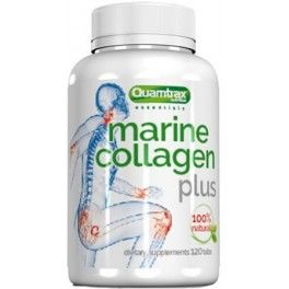 Quamtrax Essentials Marine Collagen Plus - Colageno Marino 120 tabs