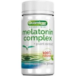 Quamtrax Essentials Melatonin Complex 30 caps