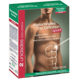 Somatoline Cosmetic Hombre Abdominales Top Definition SportCool 2 botes x 200 ml