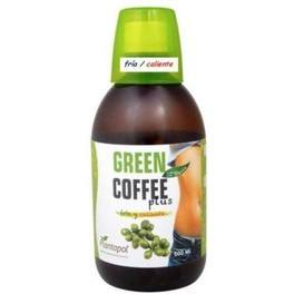 Planta Pol Green Coffee Plus Con Stevia Cafe Verde, Hinojo, T