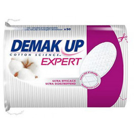 Demak'up Expert Cotton Discos Desmaquilladores 50 Uds Unisex