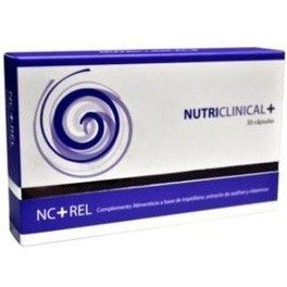 Nutriclinical Nc + Rel 30 Vcaps