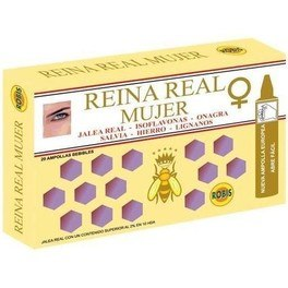 Robis Reina Real Mujer 20 Ampollas