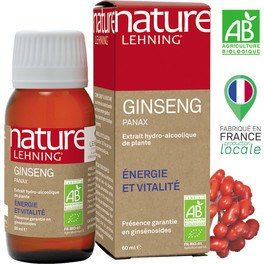 Nature Lehning Ginseng Panax 60 Ml