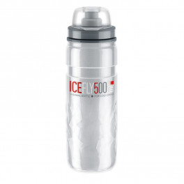 Elite Bidon Ice Fly Gris 500 Ml