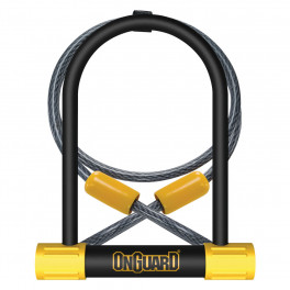 Onguard Candado Horquilla Bulldog Dt 115 Mm X 230 Mm+cable