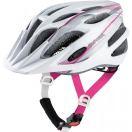 Alpina Casco Fb Junior 2.0 Flash Blanco/rosa/plata Peso 240 G