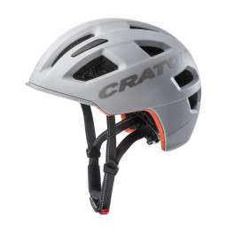 Cratoni Casco C-pure City Gris Mate