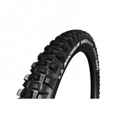 Michelin Cubierta Wild Enduro Trasera Gum-x Co 27.5x2.6 Tubeless Ready Competition Line Negro 66-584