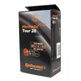 Continental Camara Tour Hermetic Plus 28x1 1/4-1.75 Valvuva Presta 42 Mm