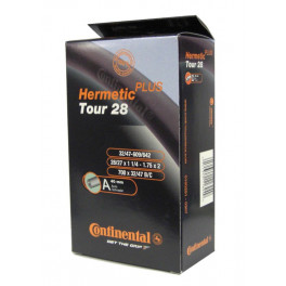 Continental Camara Tour Hermetic Plus 28x1 1/4-1.75 Valvuva Standard 40 Mm