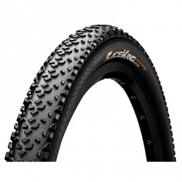 Continental Cubierta Race-king 27.5x2.20 Skin Protection Tubeless Ready Negro 55-584