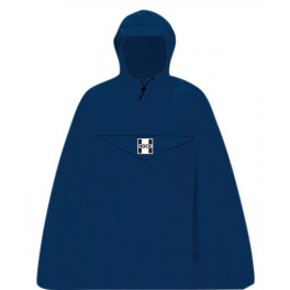 Hock Poncho Impermeable Rain Light Azul