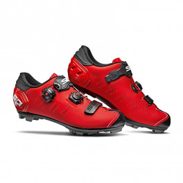 Sidi Zapatillas Dragon 5 Rojo Mate/negro