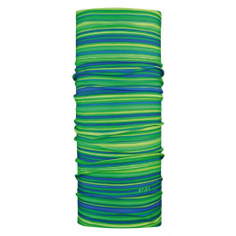 P.a.c Pañuelo Original De Microfibra All Stripes Lime 8810-150
