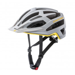 Cratoni Casco C-flash Mtb Gris Talla S-m (53-56)