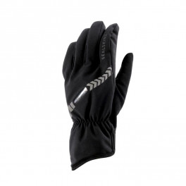 Sealskinz Guantes Impermeable Led Cycle Negro