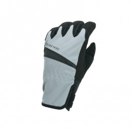 Sealskinz Guantes Impermeable Cycle Negro