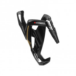 Elite Portabidon Custom Race Plus Negro Brillante/oro