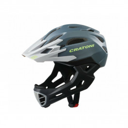Cratoni Casco Caniac (freeride) Antracita/negro