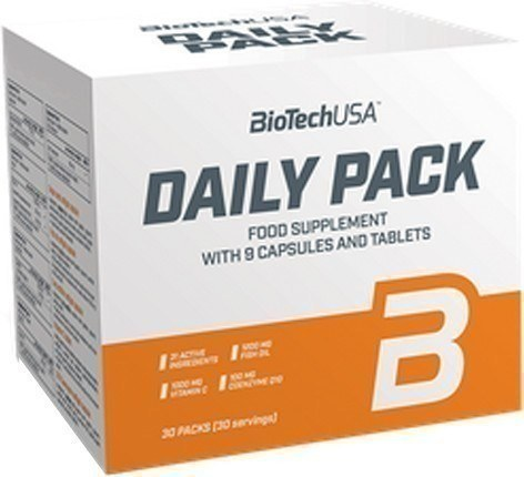 BioTechUSA Daily Pack 30 packs