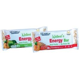 Victory Endurance Natures Energy Bar Fresa 60 G