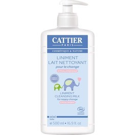 Cattier Linimento Bebe 500 Ml