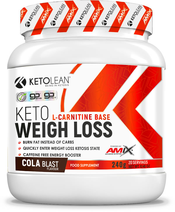 Amix Ketolean Keto Weight Loss 240 Gr