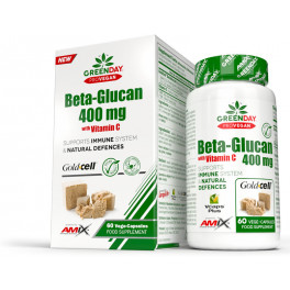 Amix Greenday Beta-glucan 400 Mg 60 Vcaps