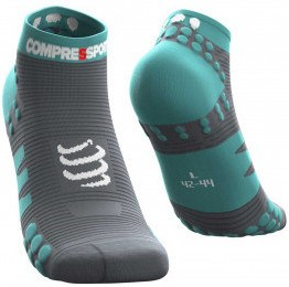 Compressport Calcetines Pro Racing Socks V3.0 Run Low Nile Azul