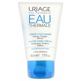 Uriage Eau Thermale Water Hand Cream 50 Ml Unisex