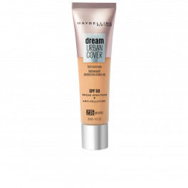 Maybelline Dream Urban Cover Full Coverage Spf50 235-almond 30 Ml Mujer