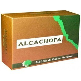 Golden & Green Natural Alcachofa 60 Capsulas