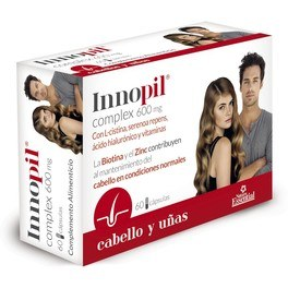Nature Essential Innopil Complex 600 Mg 60 Caps Blister