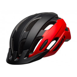 Bell Trace Matte Red/black