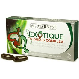 Marnys Exotique Plus 510 Mg 30 Caps