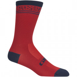 Giro Comp Racer High Rise 2020 Red Lines S