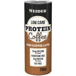 Weider Protein Coffee Low Carb 250ml