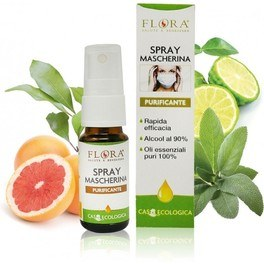 Flora Spray Purificador Mascarillas 30 Ml