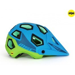 Msc Casco Mips Enduro Verde