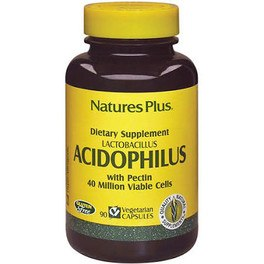 Natures Plus Acidophilus 90 Caps